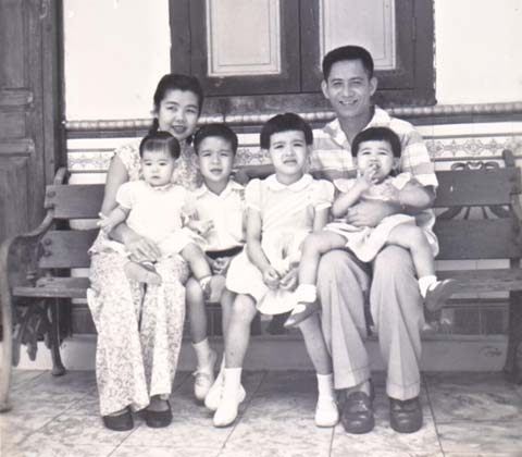 The full family, 1959